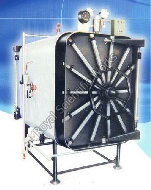 Deluxe Model Horizontal Autoclave