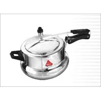 Matki Mirror Polished Pressure Cooker