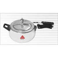 Mirror Polished Pressure Cooker