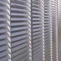 Aluminium Louvers
