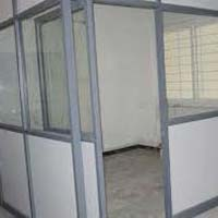 Aluminium Partition Doors
