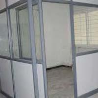 Aluminium Partition Doors