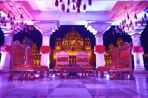 Phera Mandap Stage Decoration