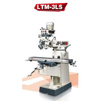 Vertical Turret Milling Machine (LTM-3LS