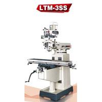 Vertical Turret Milling Machine (LTM-3SS)