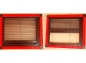 Pleated Screen Windows by Welltech Systems