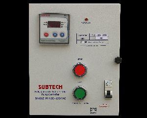 Single Phase Motor Starter Control Panel