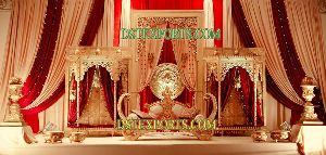 Jodha Akbar Wedding Stage