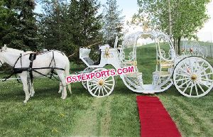 Regency Cinderella Horse Carriages