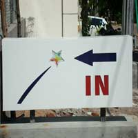Direction Sign Board (02)