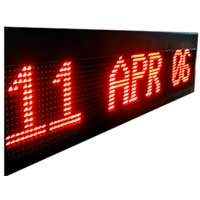LED Moving Display Board-845164