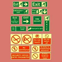Safety Sign Board (03)