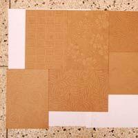 Textured MDF Boards