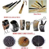 Horn Utensil 03