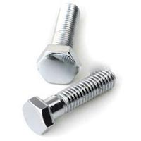 Hastelloy Hex Bolts