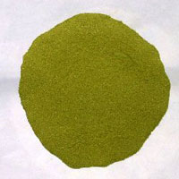 Dehydrated Green Chili Powder