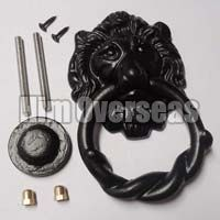 Black Iron Door Knocker