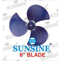 6'' Fan Blade