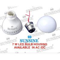 LED Bulb Housing (7W)