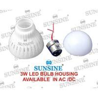 LED Bulb Housings