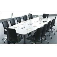 Conference Room Table and Chairs 03