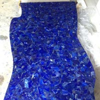 Lapis Lazuli Stone Table Top