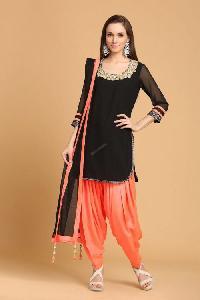 Designer Patiala Salwar Suit 01