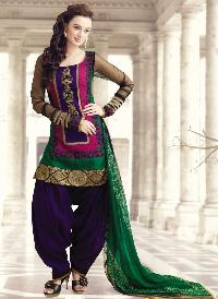 Printed Salwar Suit 01