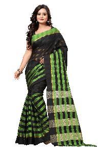 Chirala Green Silk Saree