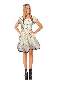 D-11 Karishma Micro Western Dress