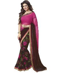 Silk Saree (A1 Coffee)