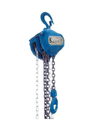 Chain Pulley Block 01