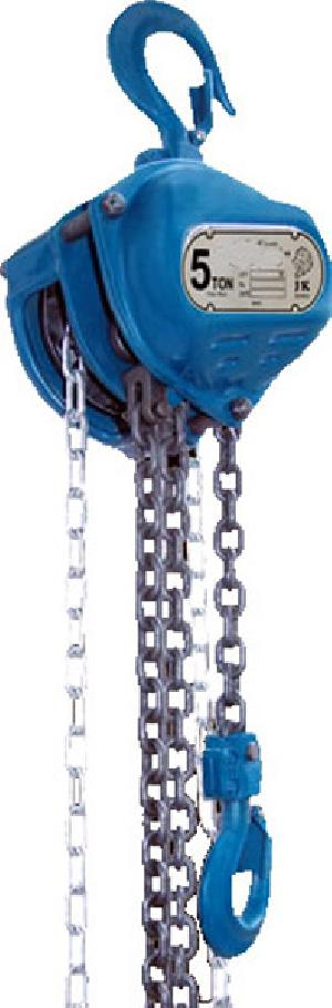 Chain Pulley Block 02