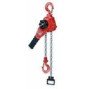 Ratchet Lever Chain Hoist