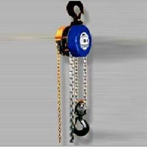 Standard Chain Pulley Block