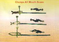 Clamps All Mouth Brass
