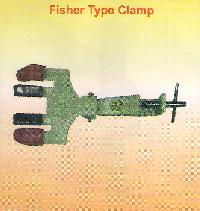 Fisher Type Clamp