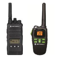 Motorola One Way Radio