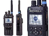 Motorola Portable Two Way Radio