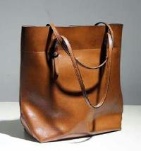 Ladies Leather Shoulder Bag