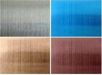 Stainless Steel Color Coated Sheets