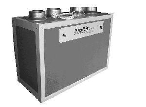 Heat Recovery Ventilation Unit