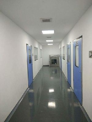 Clean Room Partition Services