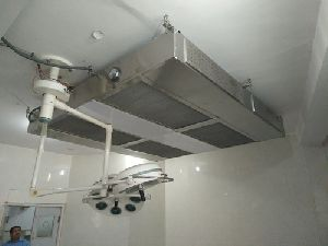 ICU Laminar Air Flow