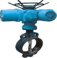 1250 MOTORISED BUTTERFLY VALVE