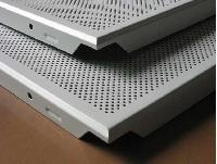 Clip-In Perforated Tile