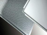 Lay-In Perforated Tile