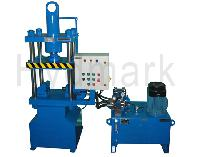 Pipe Swaging Flaring Cutting Press