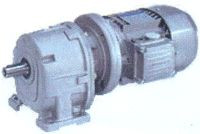 AS series Helical Gearmotors