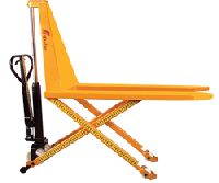 HIGH LIFTING HAND PALLET TRUCKS